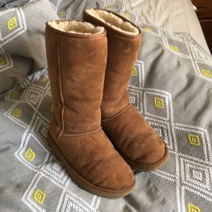 Classic Tall UGG Boots EXCELLENT condition